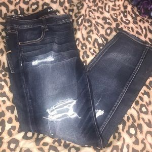 NWT AMERICAN EAGLE JEANS SIZE 16